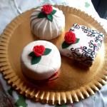 Trittico minicake
