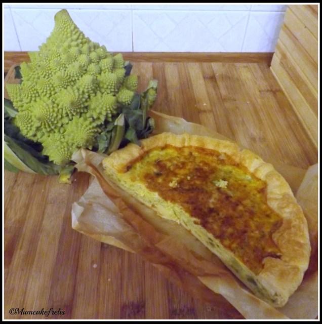 torta salata broccolo romano