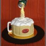 Beercake: un nuovo boccale di birra