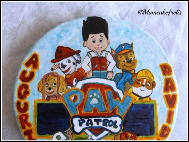 Paw patrol cake toppersCake Paw Patrol, Bday, Patrol Birthday,