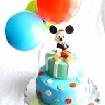 Torta Topolino – Mickey mouse cake
