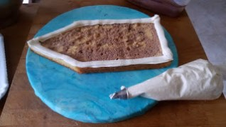 Tutorial Torta Nave Pirata Pirate ship cake tutorial