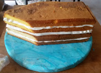 Tutorial Torta Nave Pirata Pirate ship cake tutorial