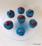 Cupcakes animali marini
