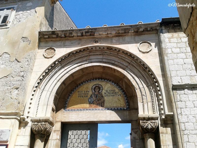 Mosaico Basilica Eufraziana