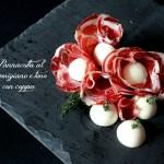 Panna cotta al parmigiano e timo