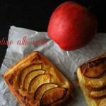Sfogliatine con le mele e marmellata