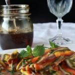 ravioli multicolore menta miele