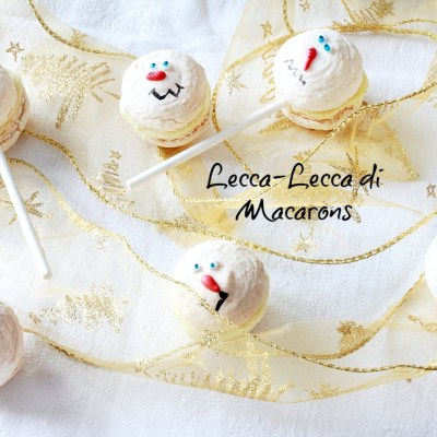Lecca Lecca di Macaron