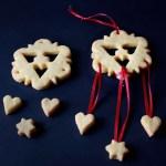 tutorial ghirlanda con i biscotti