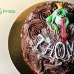 Il principe ranocchio – The Frog Prince Cake