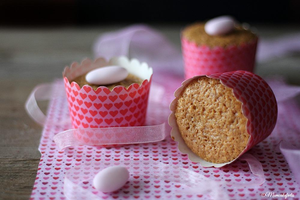 Cupcakes al latte di cocco