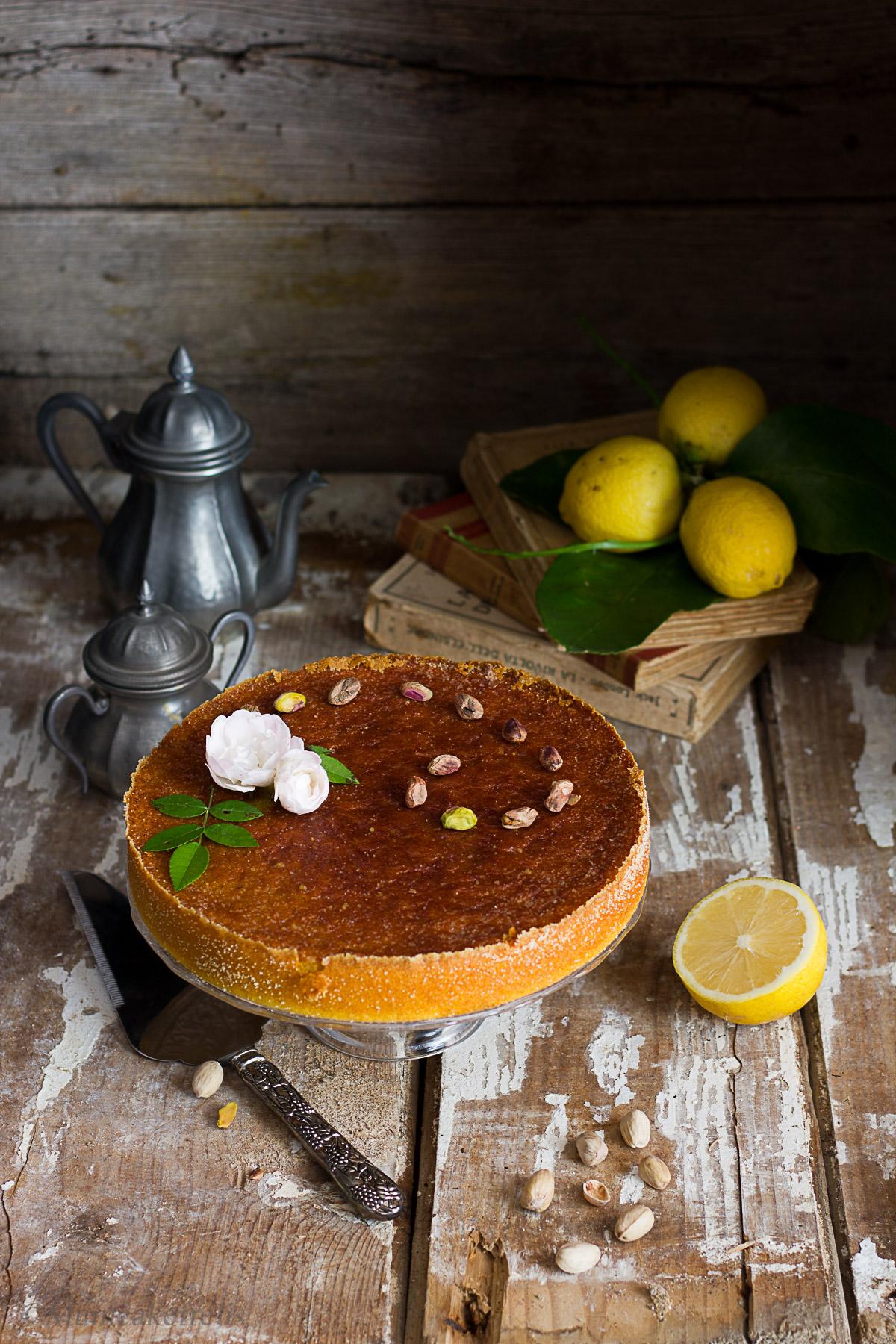 A persian Love Cake