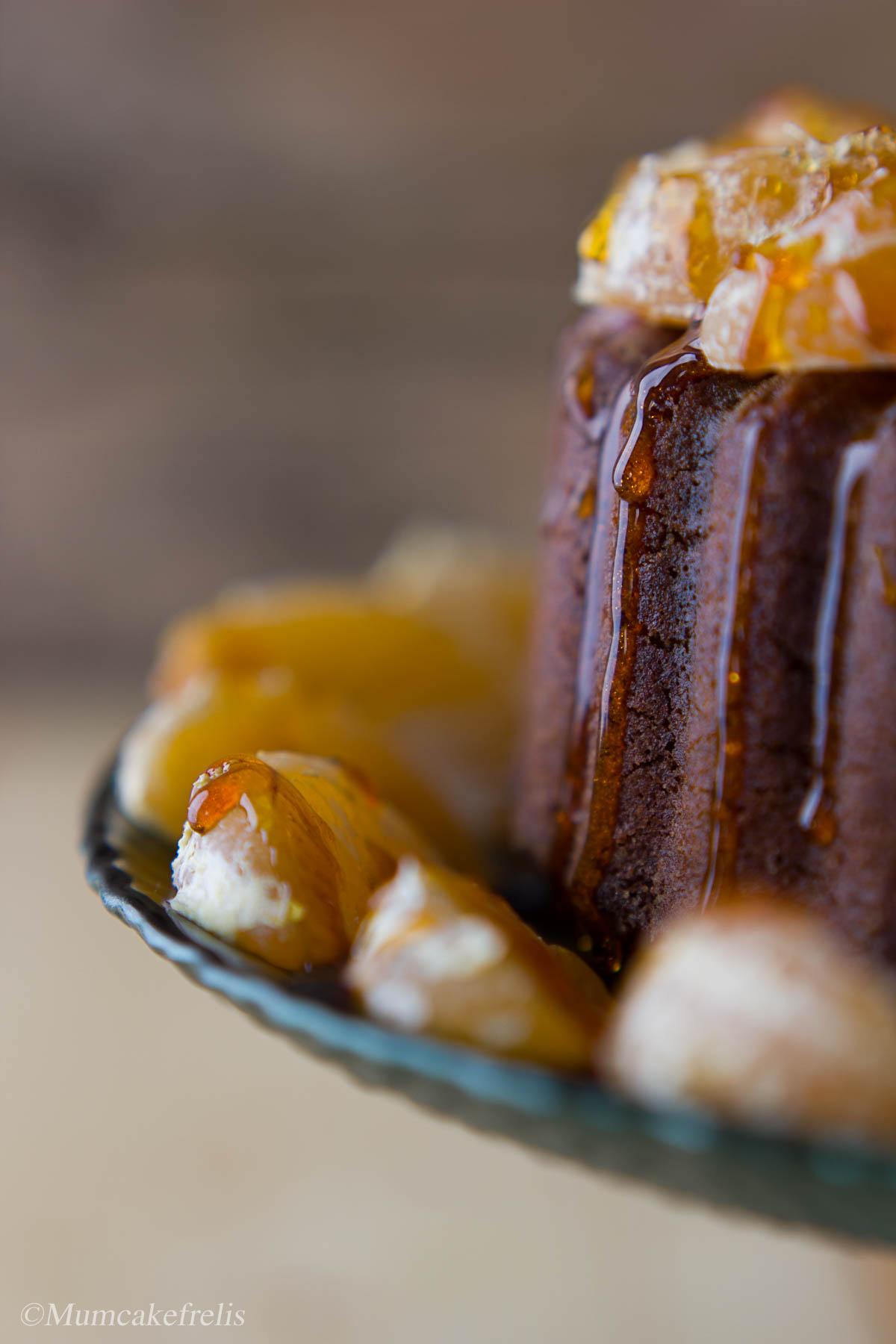 torta mandarini interi