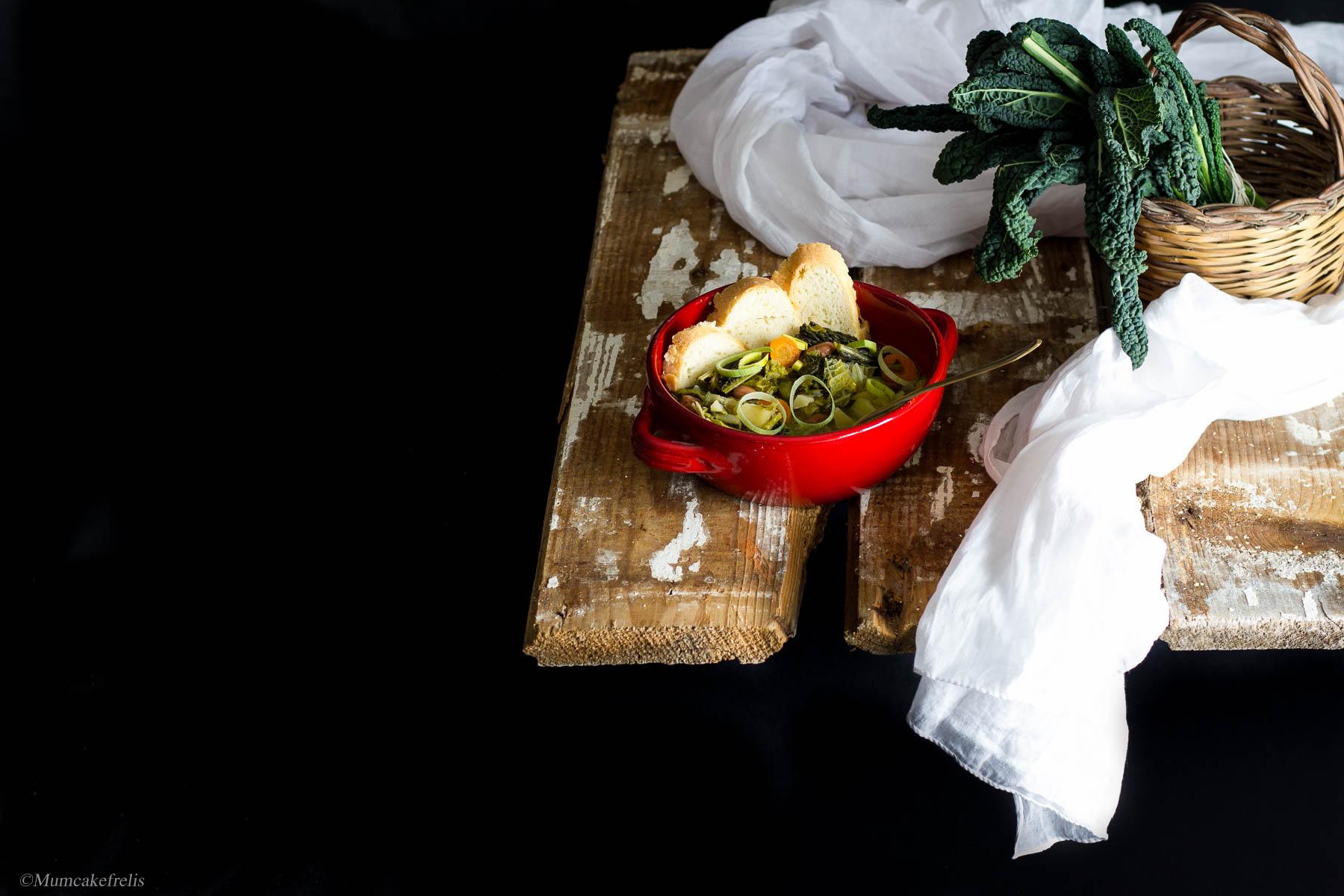 ribollita toscana ricetta originale