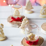 mini cookie snowglobe