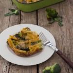 maccheroncini gratinati con broccoli