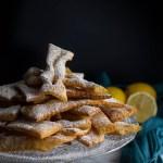 Crotoli veneti fritti di carnevale