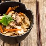 gnocchi cinesi di riso ricetta