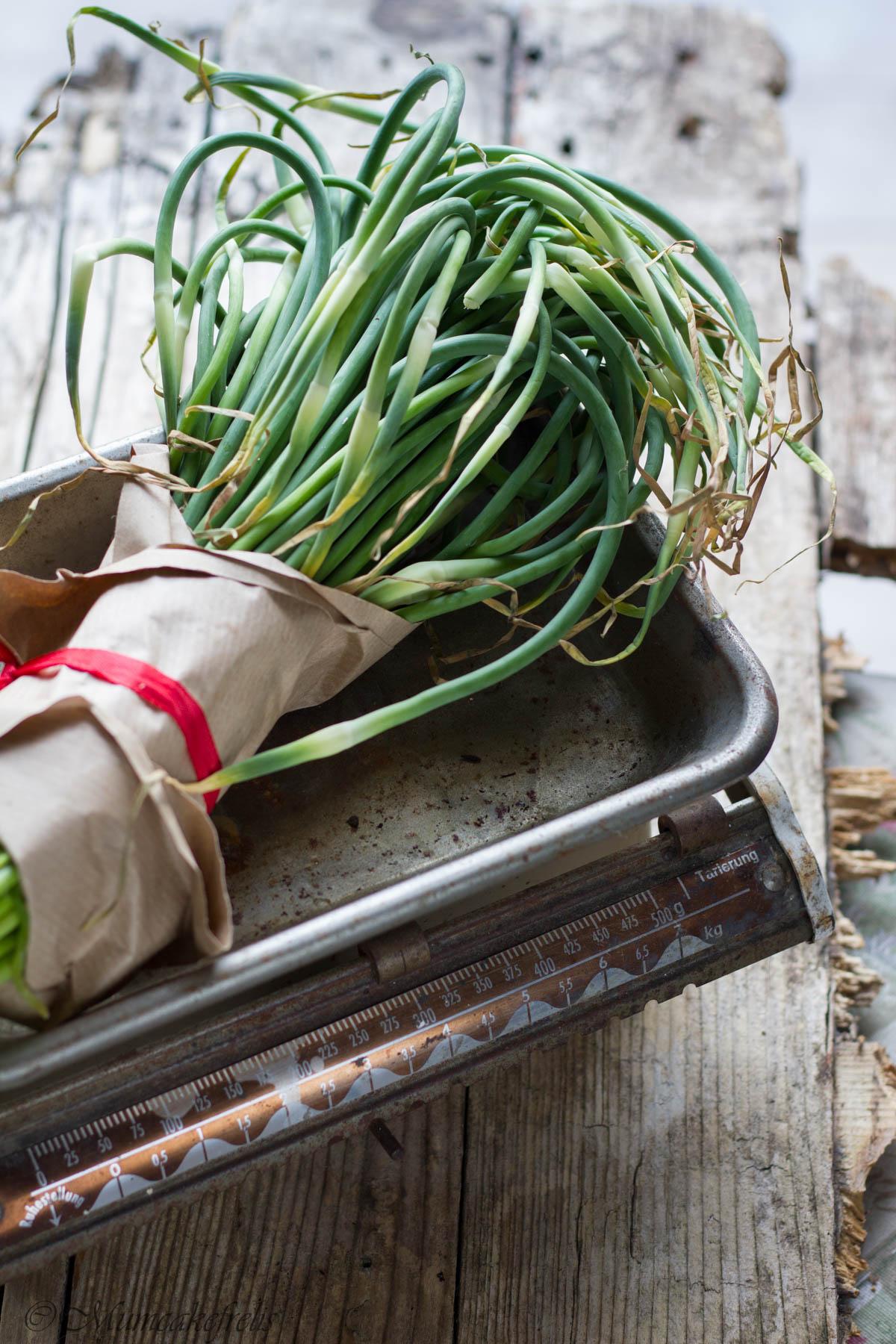 I Talli di aglio ricette