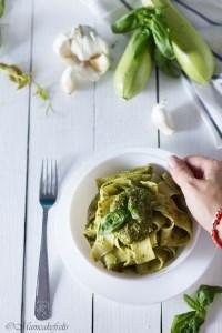 pesto di zucchine varianti