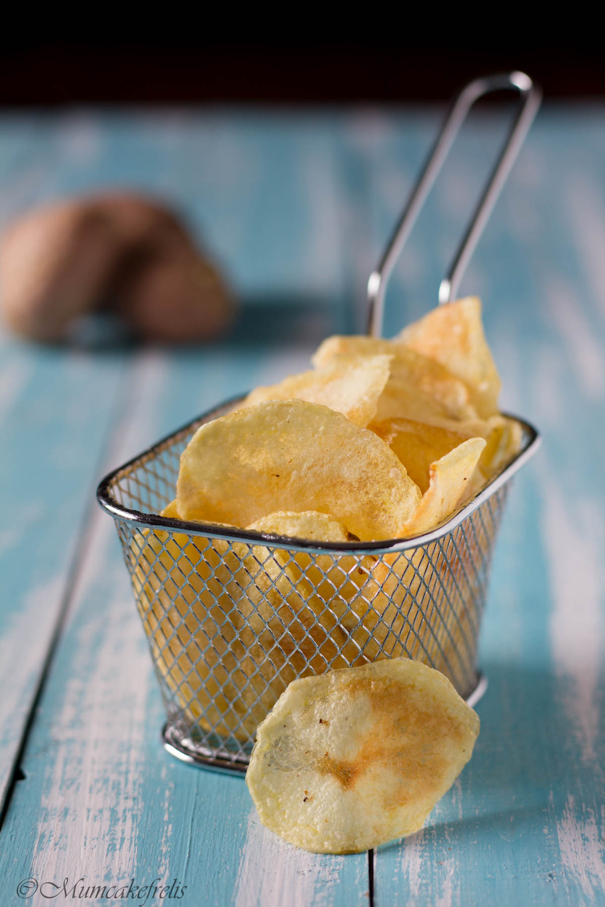 chips fritte come farle