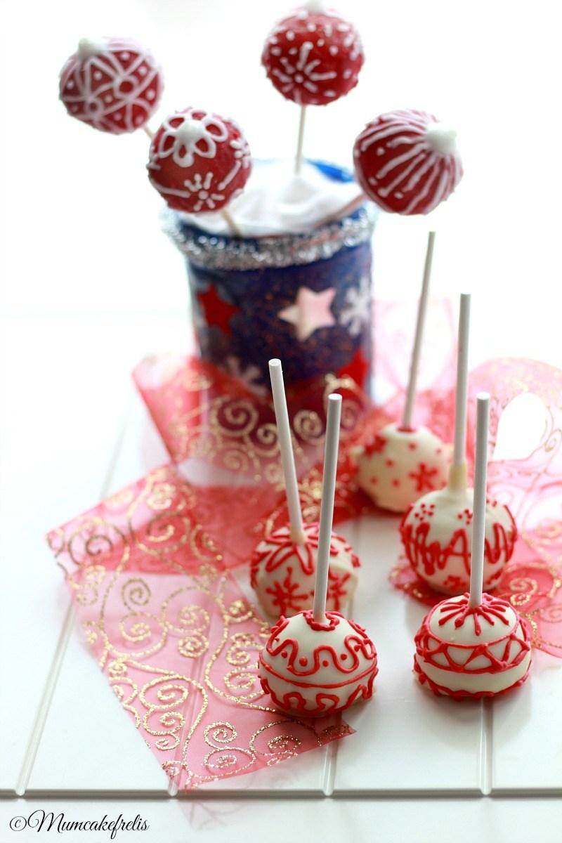 cake pops natalizi da regalare