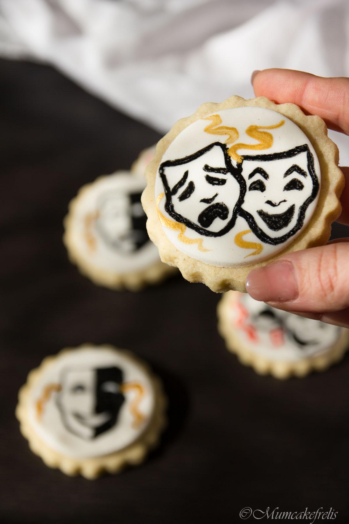 ricetta dei biscotti da decorare