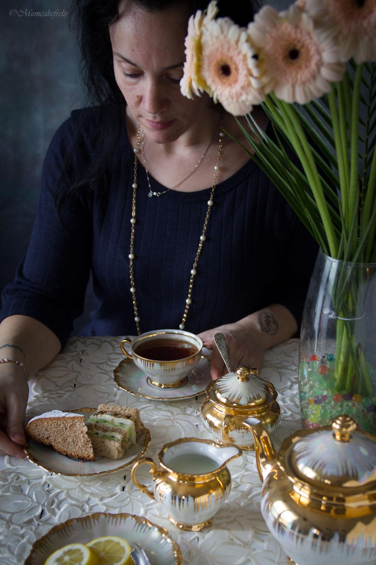 an english afternoon tea