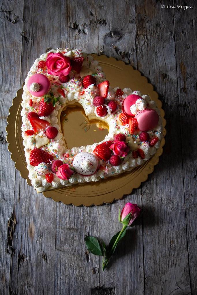cream tart decorazioni