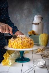 la ricetta della torta mimosa passo a passo