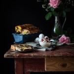 Challah murrina con crema di mostarda