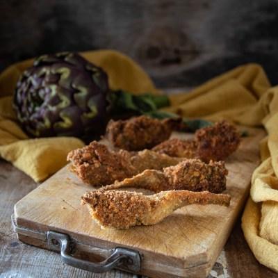 Carciofi fritti, una bontà croccante!