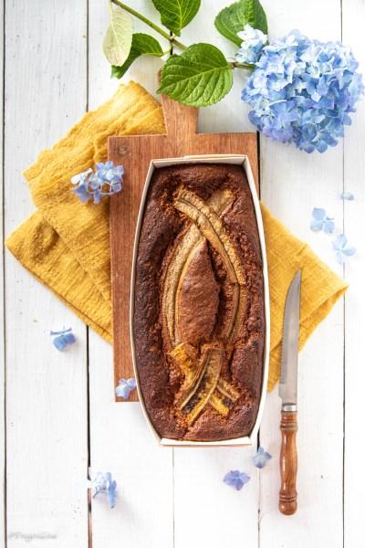 Banana bread ricetta