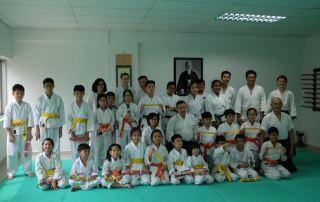 Mumei Shudan Aikido Kids Grading