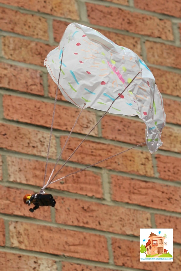 The editors of publications international, ltd. Diy Toy Parachute Craft Mum In The Madhouse