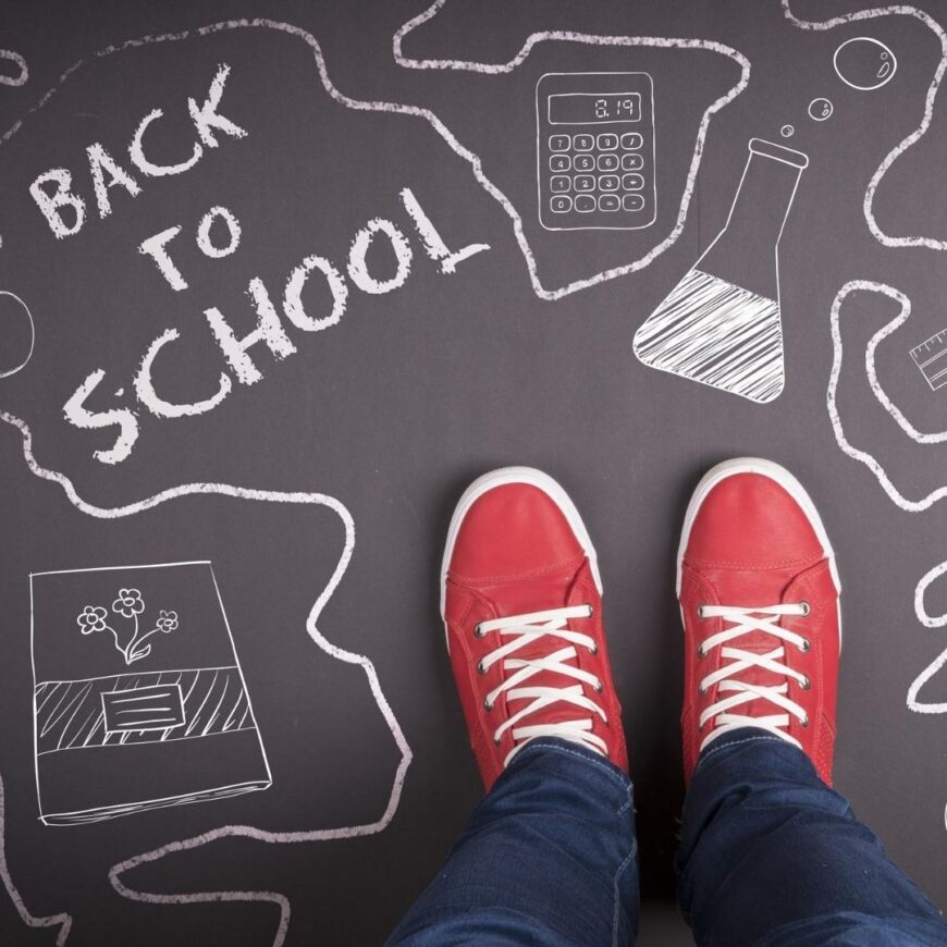After all these years being a school mum I have some excellent tips that make the back to school routine easier for all involved.