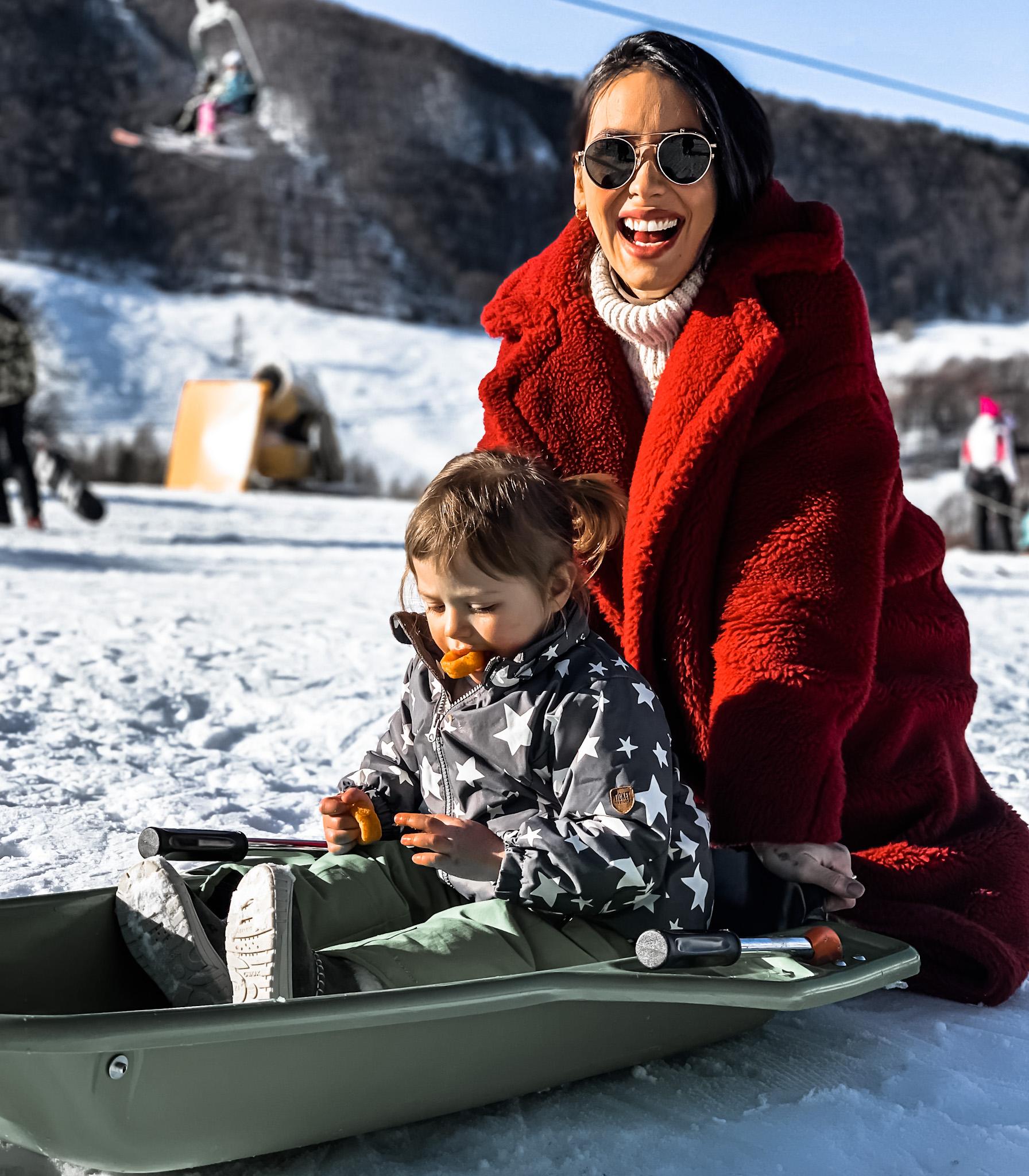 Il nostro viaggio invernale in Trentino