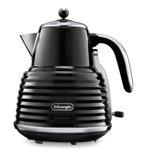 Mother's Day Gift Guide: DeLonghi Scultura Kettle. RRP $179