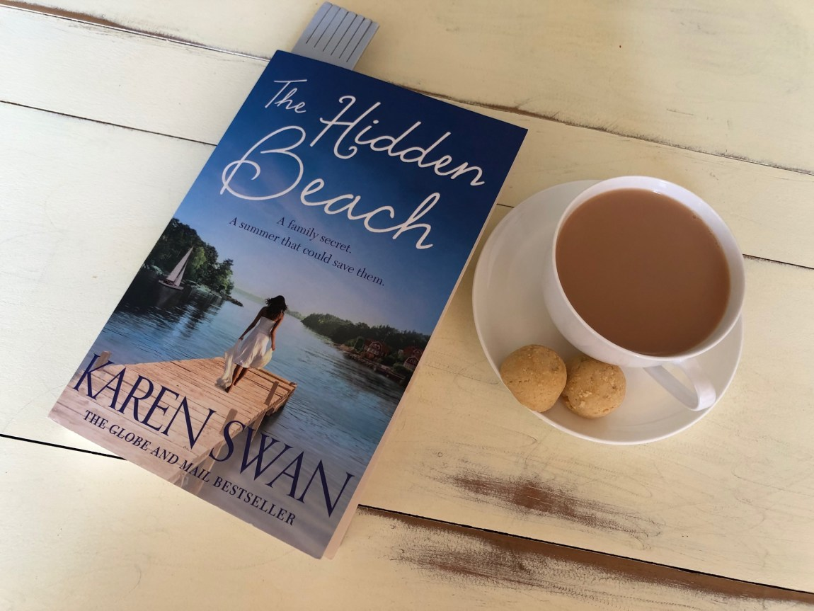 The Hiddden Beach by Karen Swan