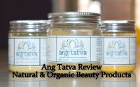 Ang Tatva Review: Natural & Organic Beauty Products
