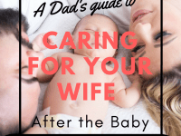 caring for your wife after the baby
