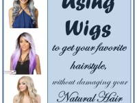 using wigs