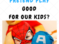 Spiderman and Elsa - Is Pretend Play Good For Our Kids?