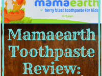mamaearth toothpaste