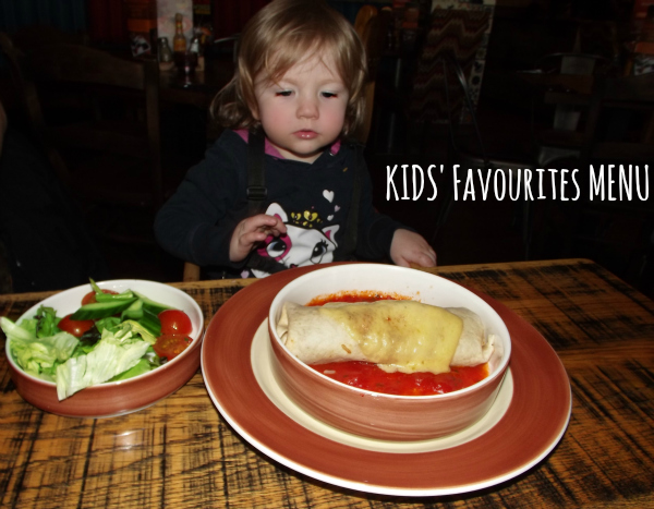 chiquito cribbs causeway bristol restaurant review kids menu