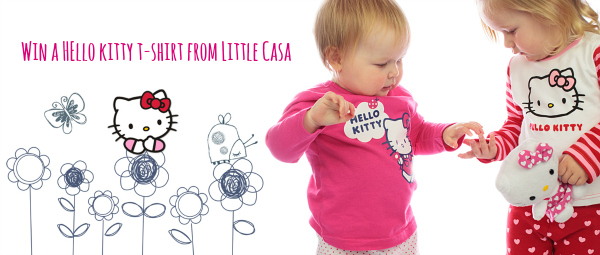hello kitty t-shirt little casa