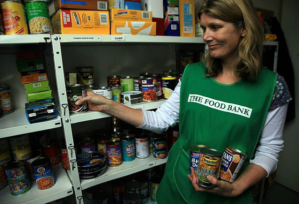 food bank the trussell trust
