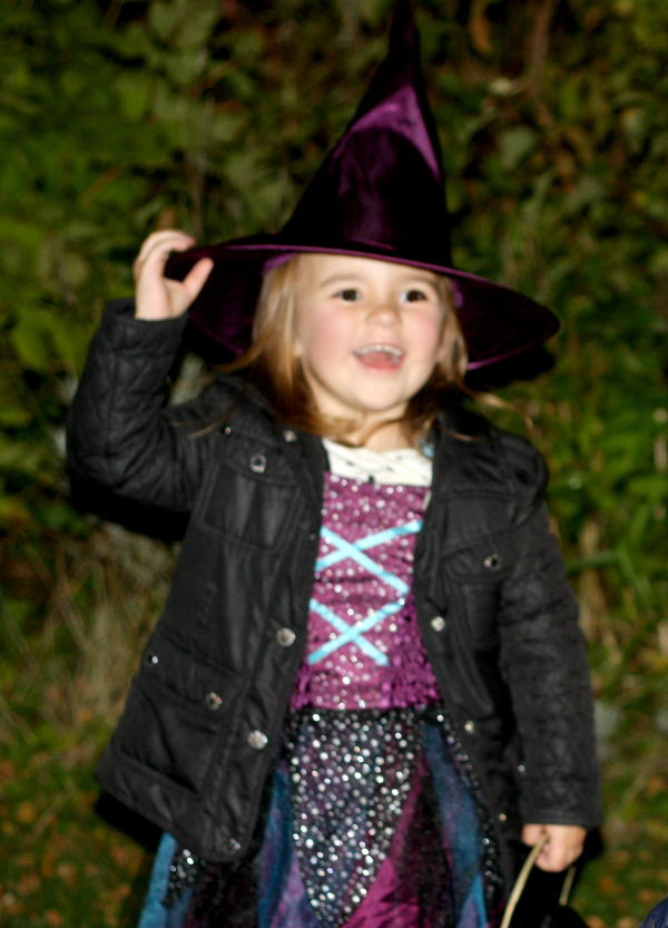 little witch gracie