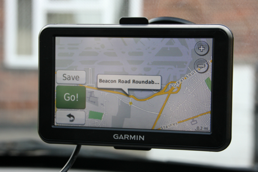 Garmin nuvi 50 sat nav review 2